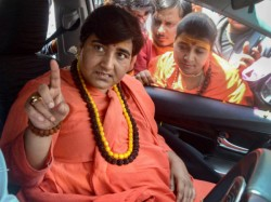 Bjp Disciplinary Committee To Act Against Pragya Anantkumar And Nalin Over Godse Remarks