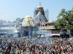 Cyclone Fani Damages Jagannath Temple If Odissa