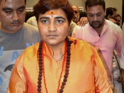 Banned From Campaigning For 72 Hrs Sadhvi Pragya To Spend Day Visiting Temples