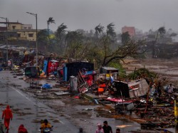 Modi Will Visit Odisha On Monday To Stock Of The Situation On Cyclone Fani
