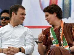 Rahul Gandhi Couldn T Avoid Lok Sabha Election 2019 Debacle Despite Deploying Priyanka Gandhi
