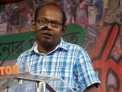 Sayantan Basu Counters Mamata Banerjee That People Are Ready To Kick Off You