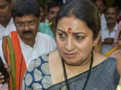 Smriti Irani And Ekta Kapoor Walk 14 Km Siddhivinayak Temple Former Goes Barefoot After Election Win