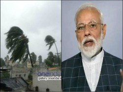 Pm Modi Holds Urgent Meeting To Review Preparedness For Cyclone Fani