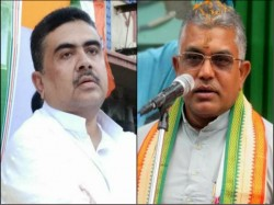 Bjp Leader Dilip Ghosh Reacted Tmc S Subhendu Adhikari S Comments