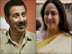 Stepson Sunny Deol Can T Seat With Hema Malini Togather In Parliament Here S Why