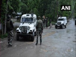 Two Terrorists Killed In Encounter With Security Forces In Pulwama