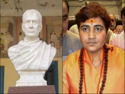 Vidyasagar And Pragya Sadhvi Episodes Exposed Bjp S Saffron Politics