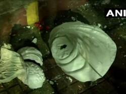 Who Vandalised Vidyasagar S Statue In Kolkata A Video Goes Viral