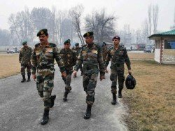 Security On High Alert In Kashmir Valley After Intel Warns Of Terror Attack