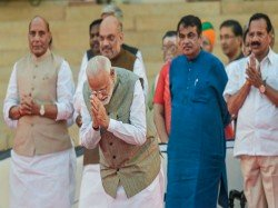 Ministry Portfolios Announced Know Who Gets What Ministry In Pm Modi S Cabinet