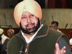 Army Does Not Belong To Modi It Is For The Nation Says Capt Amarinder Singh