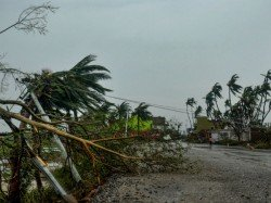 Cyclone Fani Aftermath No Water Electricity For 8 Days Protest Odisha