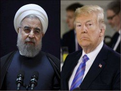 No Question Of Negotiation With Us Warns Iran President Hassan Rouhani