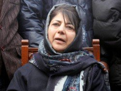 Mehbooba Mufti Raises Questions About Evms After Exit Polls