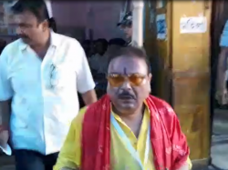 Assembly Bypoll 2019 In West Bengal Madan Mitra Dares Bjp S Arjun Singh