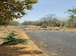 Police Vehicle Blown Up In An Ied Explosion By Maoists In Maharashtra S Gadchiroli Several Died