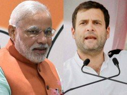 Rahul Gandhi Mocks Pm Modi For First Press Conference In Five Years