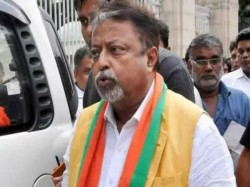 Praises Party S Situation In Bengal Mukul Roy Criticises Tmc For Their Future