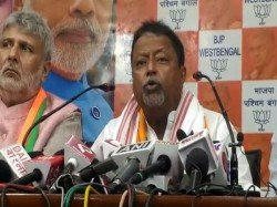 Mukul Roy Attacks Tmc Govt Over Extra Charges On Electricity