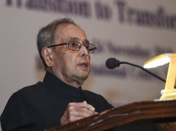 Pranab Mukherjee S Message Amid Opposition Attacks On Election Commission