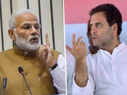 Rahul Gandhi Versus Narendra Modi Performance In Interviews Lok Sabha Elections