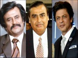 Mukesh Ambani To Rajnikant Shahrukh Invited In Modi S Swearing In Ceremony