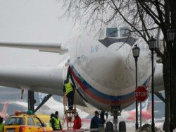 Several Dead And Several Injured As Russian Passenger Plane Made Emergency Landing