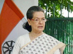 Congress Pushed Sonia Gandhi Forward Alliance Formation Since Rahul Still Not Universally Accepted