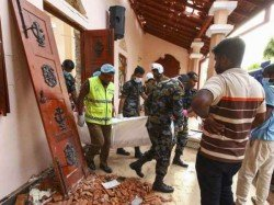 Srilanka Army Chief Claims Easter Sunday Bombers Visited Kerala Kashmir Bangalore For Training
