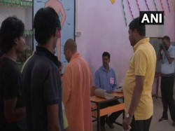 Cm Yogi Adityanath Claims Bjp Will Win More Than 74 Seats In Up And 300 In The Country
