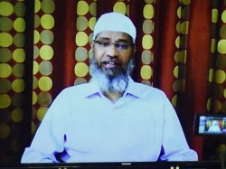 Ed Files Chargesheet Against Zakir Naik On 193 06 Crore Mone