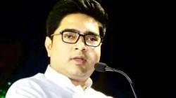 Abhishek Banerjee Counters Bjp S Joy Sriram By Ram Nam Sach Hay