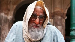 Gulab Sitabo Amitabh Bachchan S First Look As A Grumpy Old Man Will Leave You Jaw Dropped