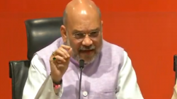 Amit Shah Criticised Nehru For Partition And Kashmir Problem In Loksabha