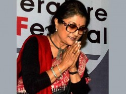 Aparna Sen Comments On Joy Sri Ram That Mamata Digs Own Grave In Own Hand