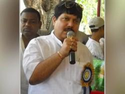 Arjun Singh Threatens To Mamata Banerjee That Barakpur Will Be Nandigram