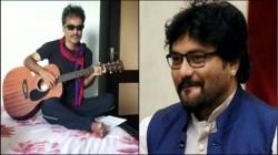 Bjp Minister Babul Supriyo Posts News Cut Money Song Of Singer Nachiketa