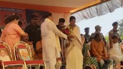 Bharati Ghosh Attacks Mamata Banerjee On Cut Money Issue