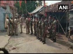 Two Tmc Worker Allegedly Murder In Bhatpara On Monday Night