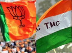 Several Tmc Workers Joins Bjp In Howrah S Amta