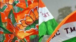 Bjp Tmc Clash Broke Out In Chapadanga Of West Bengal 7 Injured