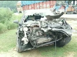 Uttarakhand Minister S Son Dies In Car Crash In Uttar Pradesh