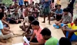 Villagers Of Jalpara In Mongalkot Under East Bardhaman Are Angry On Cut Money
