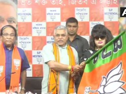 Who Is Anju Ghosh Know More About The Actress From Bangladesh Who Joined Bjp