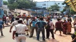 Patient Party Allegedly Attacks Doctors Of Mr Bangur Hospital After Death Of Family Man