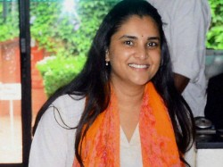 Congress S Divya Spandana Goes Missing After Congratulating Nirmala Sitharaman In Twitter