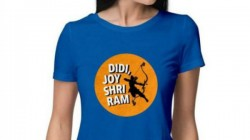 New Caption T Shirt Written Didi Joy Sriram Is Marketable In In Westbengal