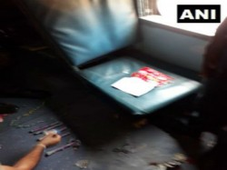Explosive Found In Mumbai In Shalimar Express