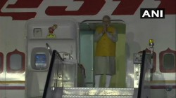 Pm Narendra Modi Emplanes For Japan To Attend The G20 Summit